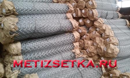 сетка штукатурная плетеная (рабица)